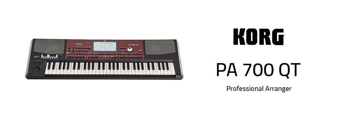 PA 700 QT - Zak Music